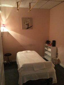 Massage Room - Chester NJ